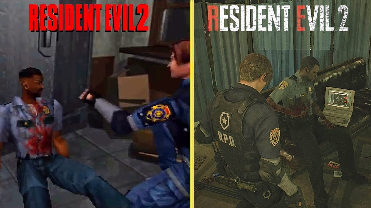 Old But Gold #18 - Resident Evil 2 7
