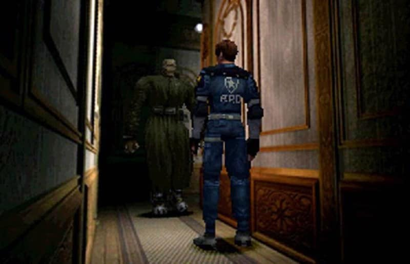 Old But Gold #18 - Resident Evil 2 4
