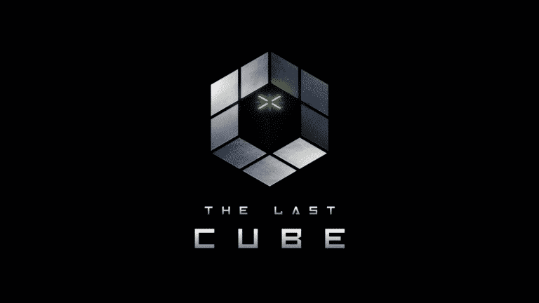 the last cube