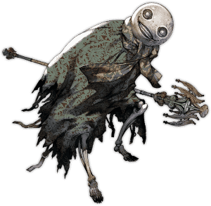 player one: Emil - No.7 weapon