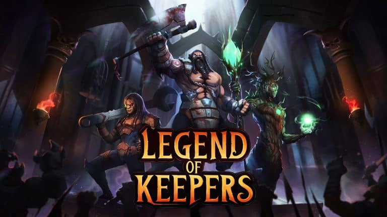 Legend of Keepers Career of a Dungeon Manager