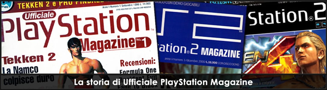 Official PlayStation Magazine