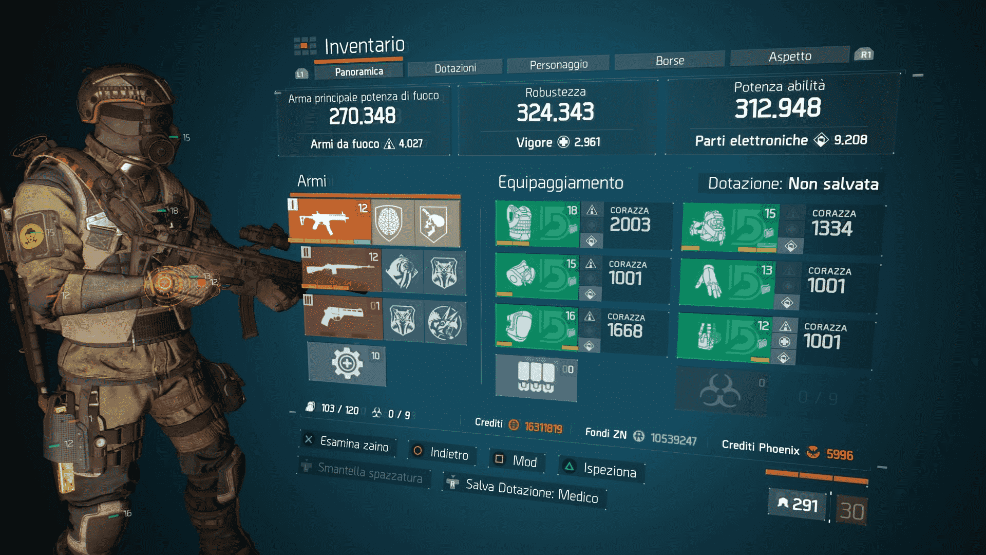 Reclaimer The Division