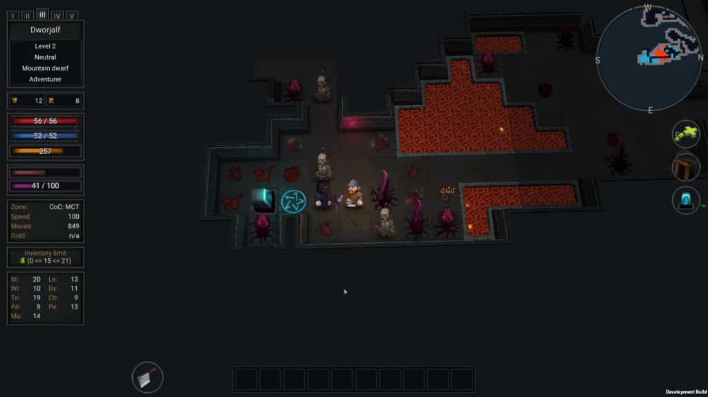 Ultimate ADOM: Caverns of Chaos, panoramica su questo RPG roguelike 3