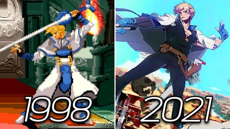 Guilty Gear Timeline cover