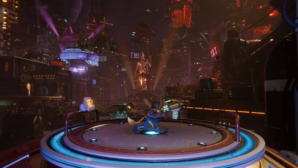 Ratchet and Clank: Rift Apart screen 2