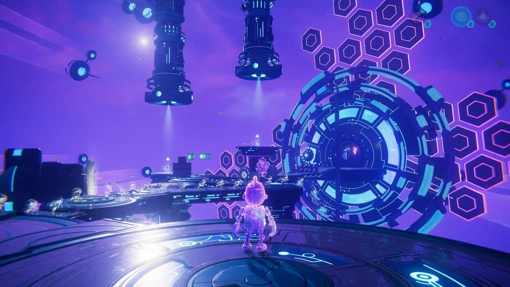 Ratchet and Clank: Rift Apart screen 3