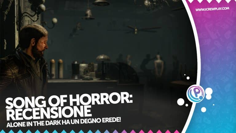 Recensione Song of Horror