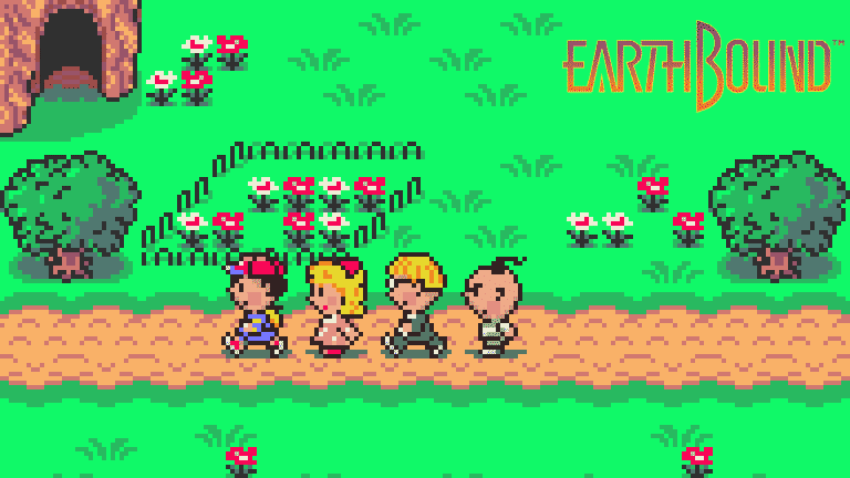 Earthbound mother 2