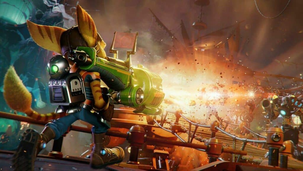 Ratchet and Clank: Rift Apart screen 5