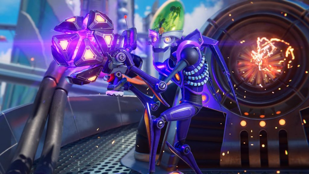 Ratchet and Clank: Rift Apart screen 6