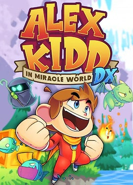 Alex Kidd in Miracle World DX in sconto su Instant Gaming