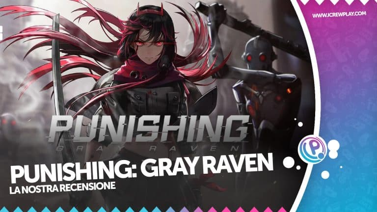 Punishing: Gray Raven cover recensione