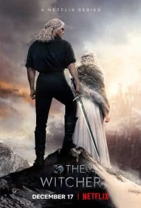 The Witcher - Stagione 2 poster