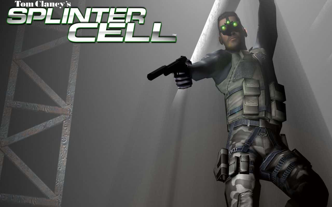 Old but Gold #120 - Splinter Cell 1