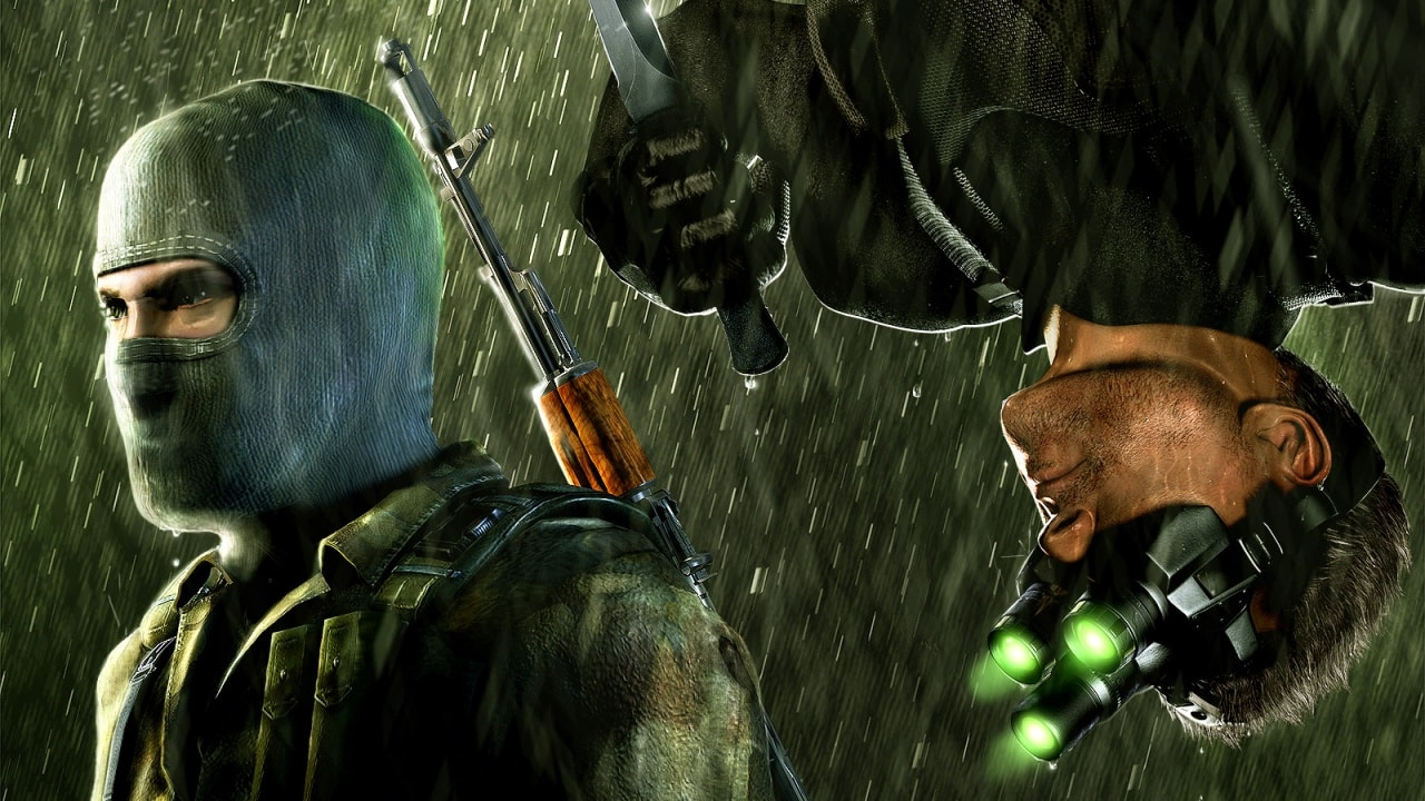 Old but Gold #120 - Splinter Cell 4