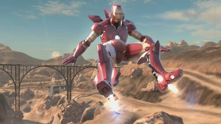 Old But Gold #125 – Iron Man PlayStation 2 4