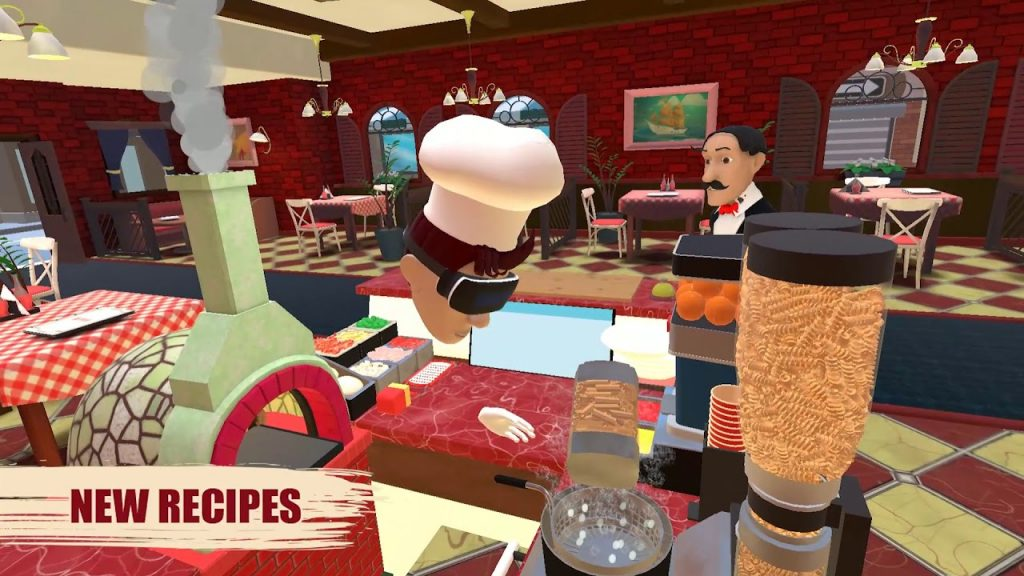 Clash of Chefs VR 2