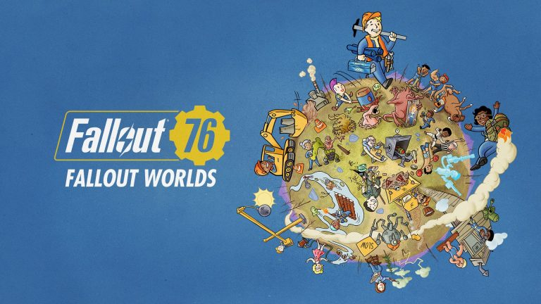 Fallout 76 Fallout Worlds PlayStation Now