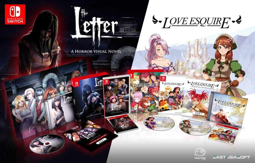 The Letter: A Horror Visual Novel limited edition
