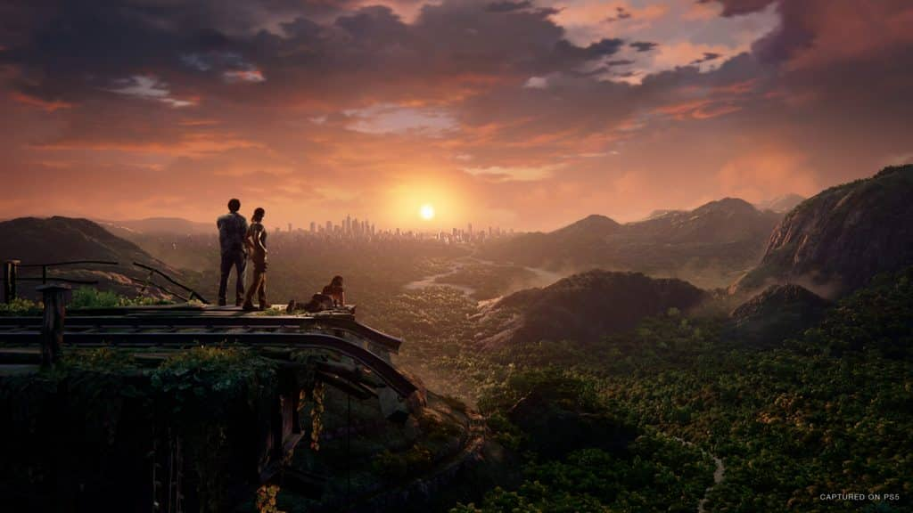 Uncharted Legacy of Thieves Collection PS5