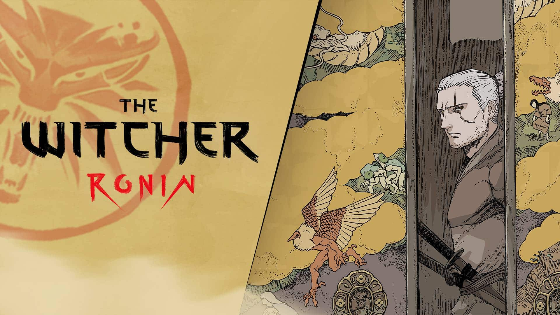 cd projekt red the witcher: ronin