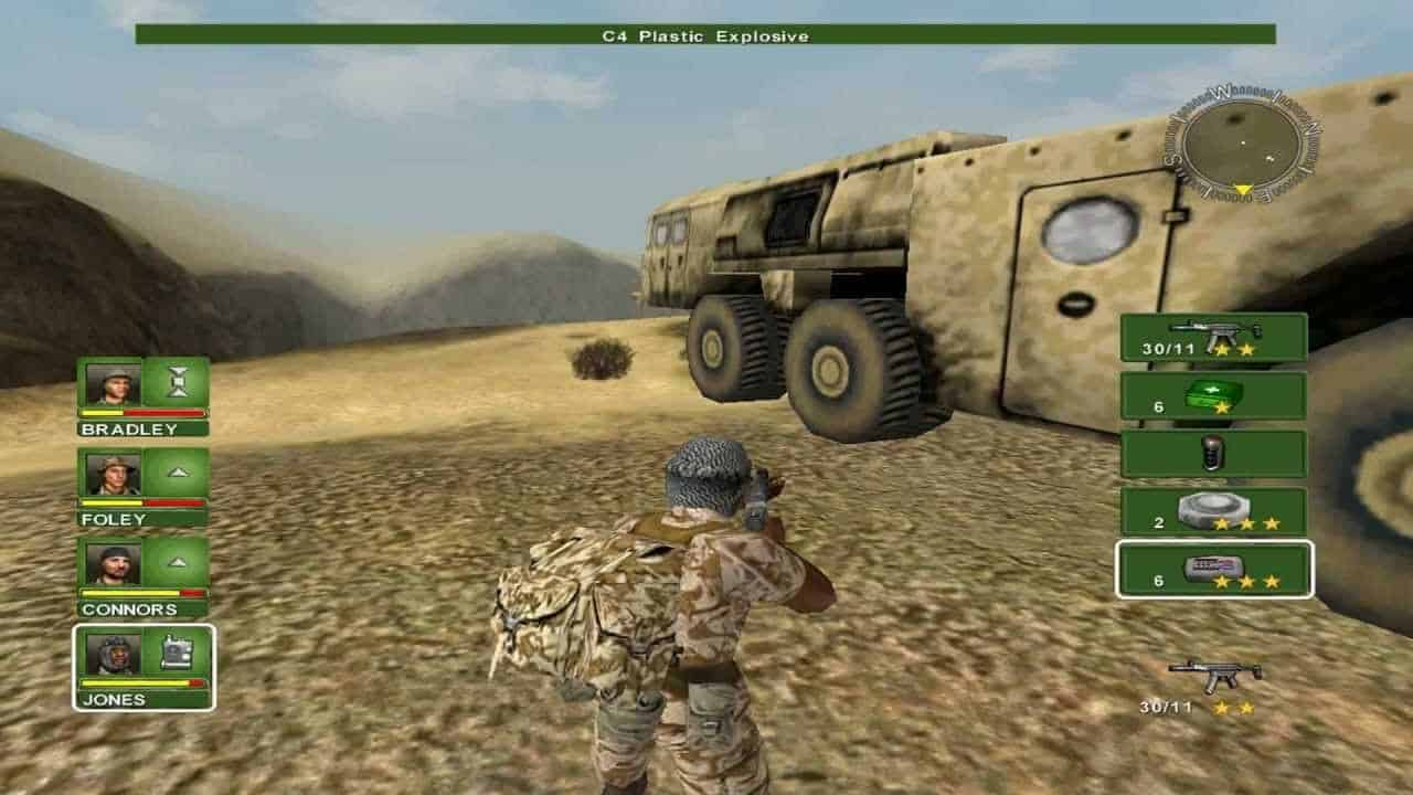 Old But Gold #127 - Conflict Desert Storm 3