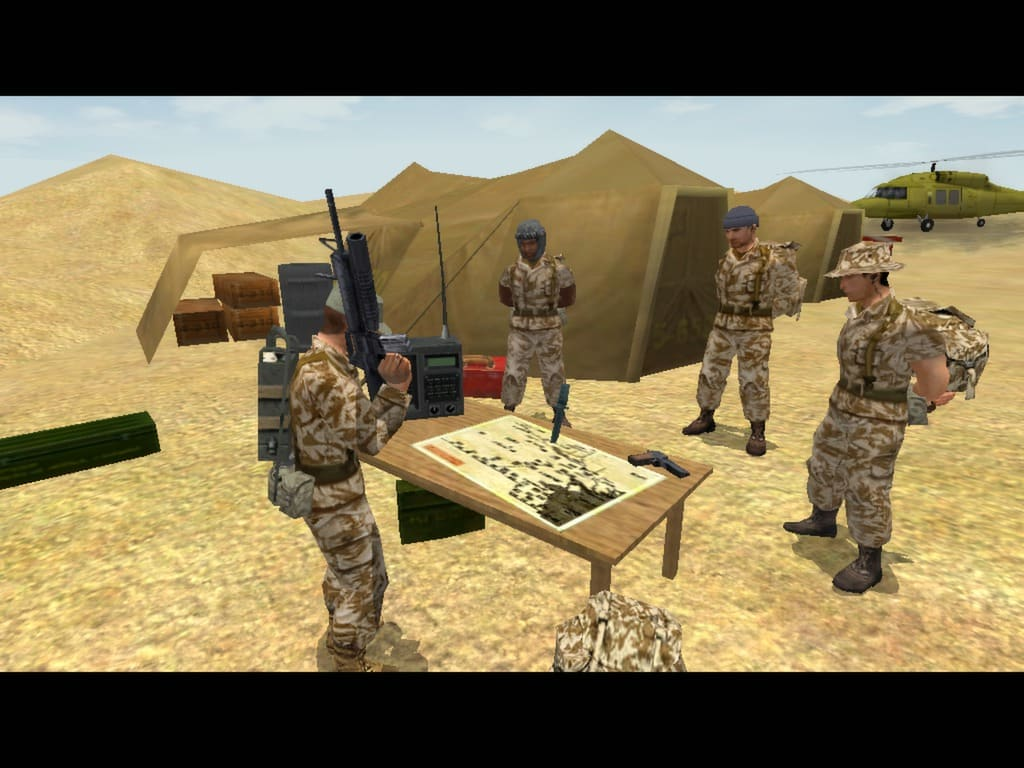 Old But Gold #127 - Conflict Desert Storm 2