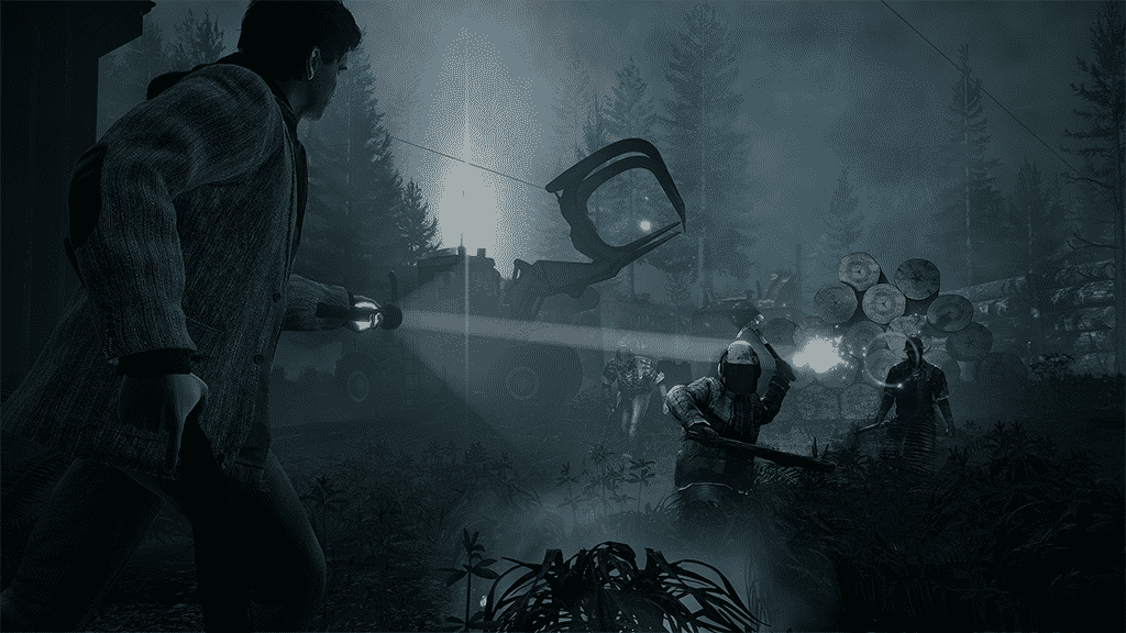 Alan Wake Remastered Recensione PS5