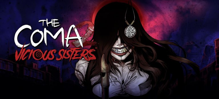 The Coma 2: Vicious Sisters playstation horror graphic novel