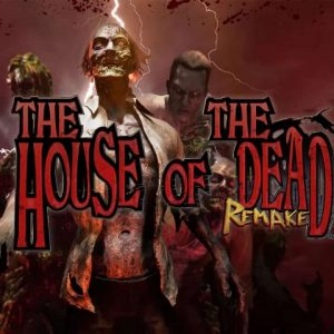 the house of the dead remake Forever Entertainment megapixel studio nintendo switch