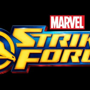 Marvel Strike Force - Logo
