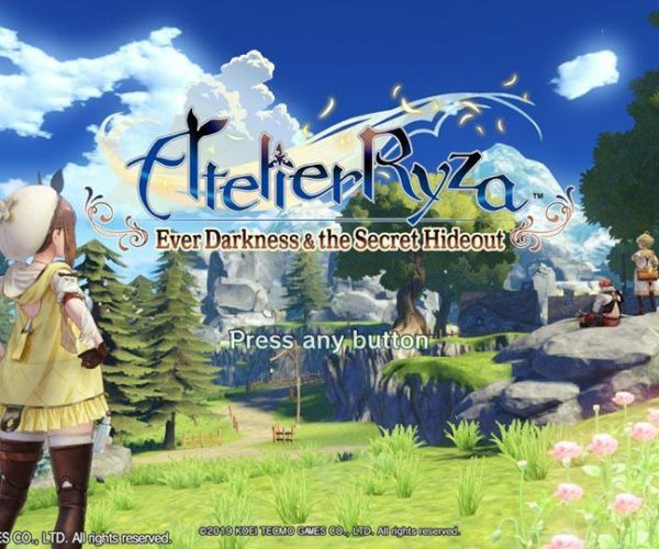 Atelier Ryza Ever Darkness & the Secret Hideout recensione Switch