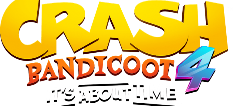 Crash Bandicoot 4 logo