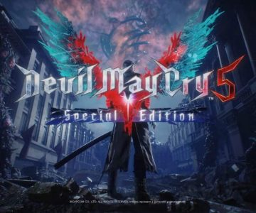 Devil May Cry 5 Special Edition