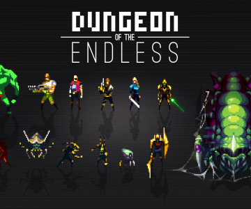 Dungeon of the Endless, Dungeon of the Endless PlayStation 4, Dungeon of the Endless Switch, Amplitude Studios, Dungeon of the Endless Trailer