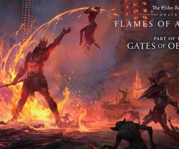 ESO Flames of Ambition