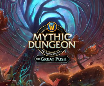 World of Warcraft The Great Push