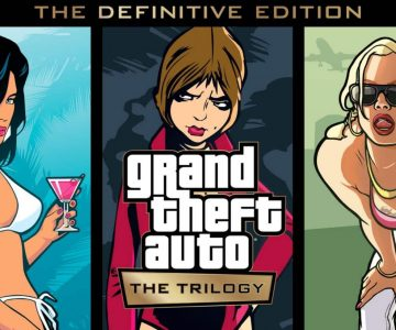 GTA Trilogy The Definitive Edition