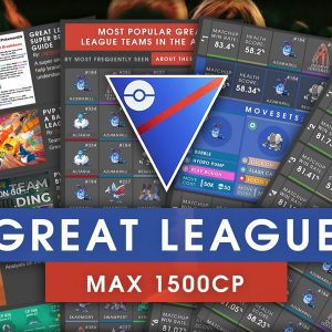 Great League cover