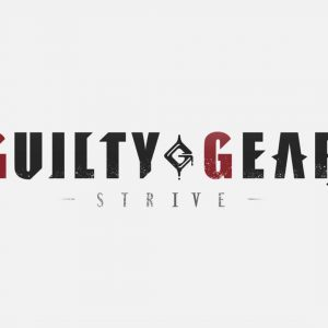 Guilt Gear Strive logo