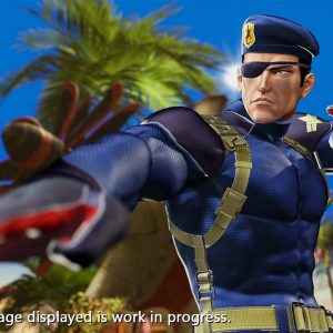 The King of Fighters XV Heidern 01