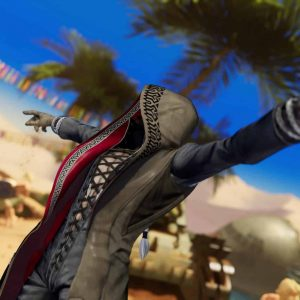 The King of Fighters XV Kukri 01