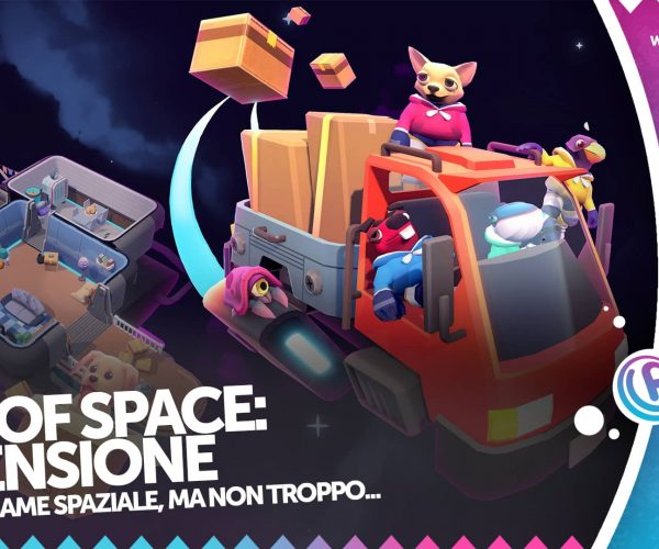 Out of Space recensione