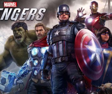 Marvel's Avengers PlayStation Now