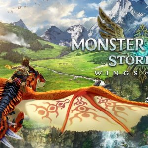 Monster Hunter Stories 2 Wings of Ruin