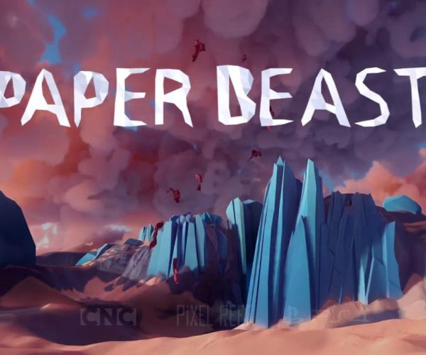 Paper Beast PlayStation VR Pixel Reef Eric Chahi Another World