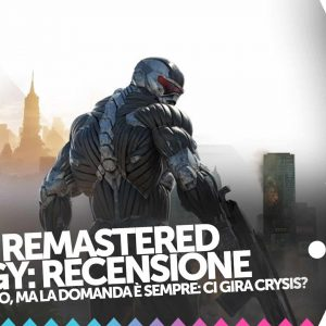 Recensione Crysis Remastered Trilogy