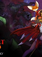Scarlet Hood and the Wicked Wood cover 1