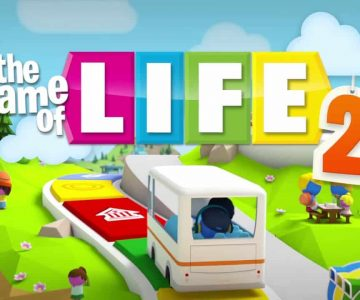 THE GAME OF LIFE 2 Cover